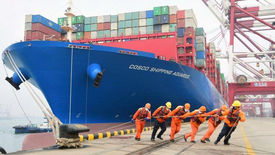 Kinh tế Trung Quốc tăng trưởng 2,3% trong 2020