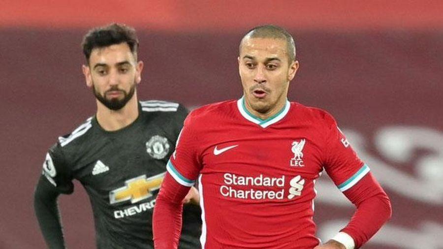 Manchester United cầm hòa Liverpool: Liệu có gọi là thành công?