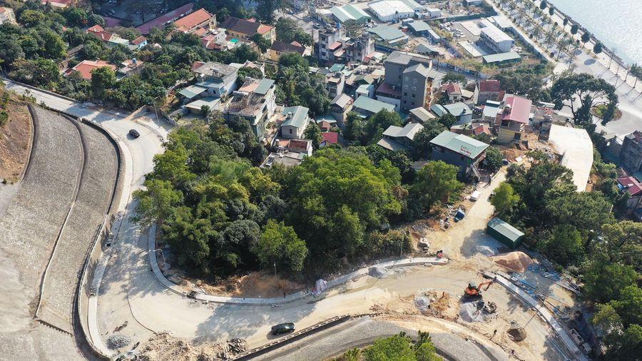 TP Hạ Long đẩy nhanh tiến độ các công trình giao thông phục vụ nhân dân đón Tết