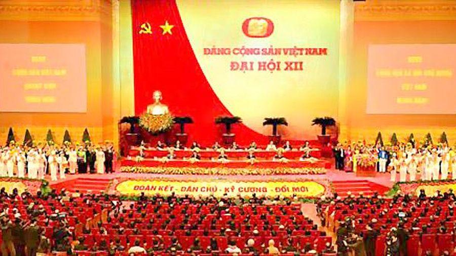 Kết quả 5 năm thực hiện Nghị quyết Đại hội XII của Đảng: Đạt kết quả tích cực, đáng phấn khởi