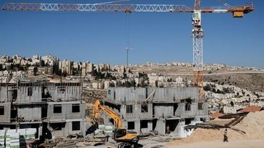 Israel vội vã xây nhà ở Bờ Tây trước khi ông Trump rời Nhà Trắng