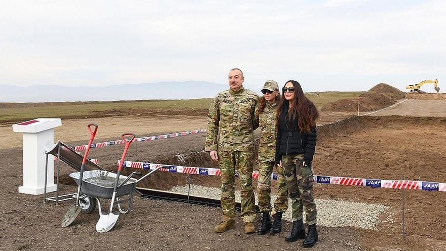 Tổng thống Azerbaijan tuyên bố bảo vệ Shusha đến cùng, sẵn sàng đập gãy xương sống kẻ thù
