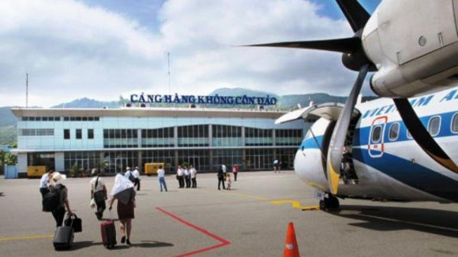 Xin ý kiến Bộ Quốc phòng chuẩn bị mở rộng sân bay Côn Đảo