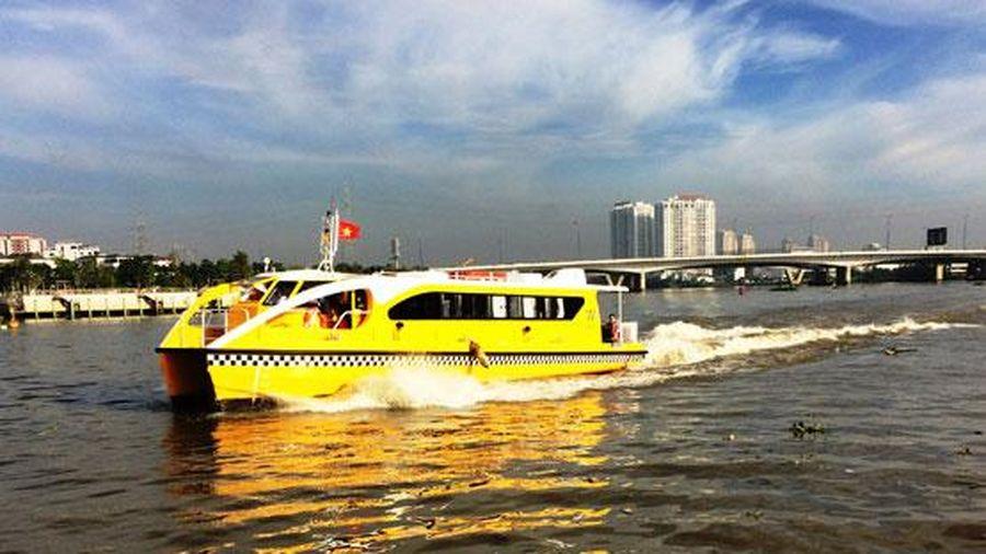 Đẩy mạnh phát triển giao thông đường thủy