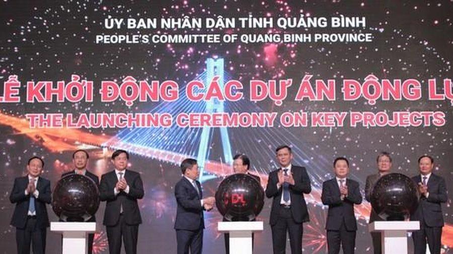 Phó Thủ tướng Trịnh Đình Dũng: 'Quảng Bình sẽ phát triển mạnh mẽ, đột phá'