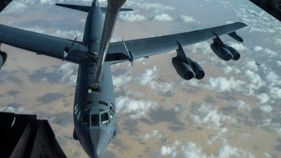 Mỹ điều oanh tạc cơ B-52 tới vùng Vịnh tiếp tục răn đe Iran