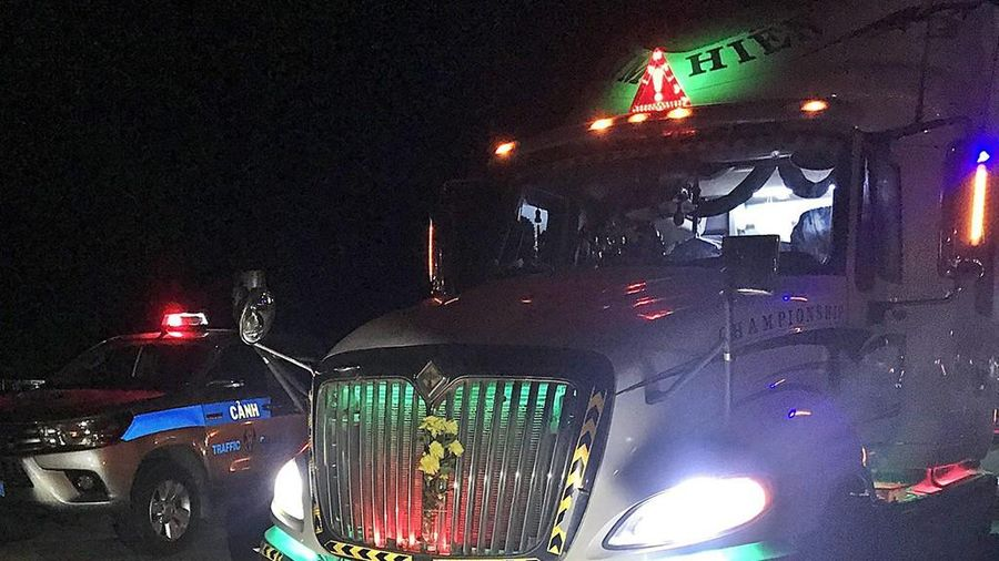 Lời khai của tài xế gây tai nạn kéo nạn nhân đi 60 km
