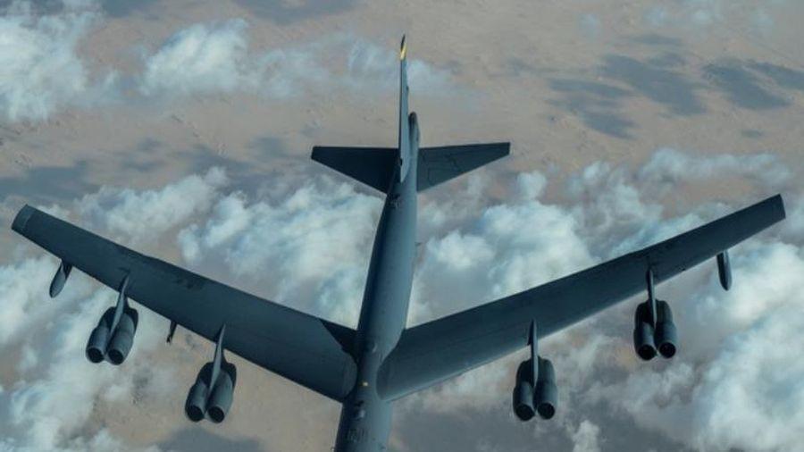 Iran đe dọa 'nghiền nát' máy bay B-52 của Mỹ