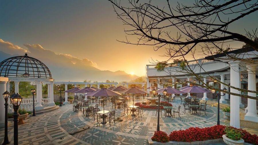 3 khu nghỉ dưỡng sang trọng cho dịp Tết