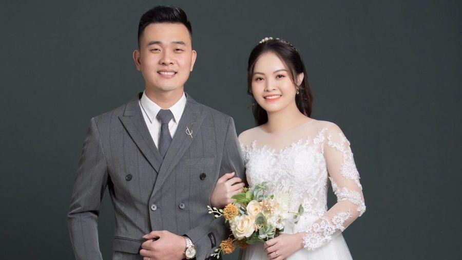 Kết hôn sau 5 tháng hoãn cưới để vào Đà Nẵng chống dịch