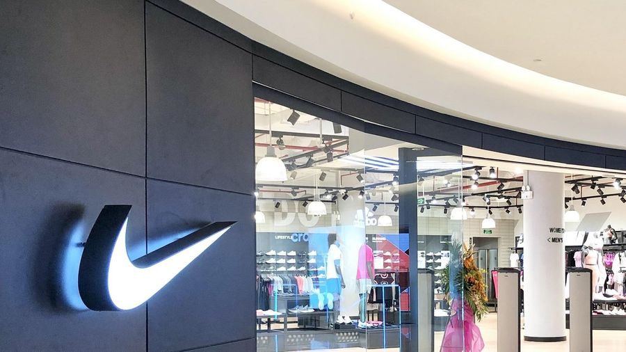 Nike Crescent Mall trở lại với diện mạo mới