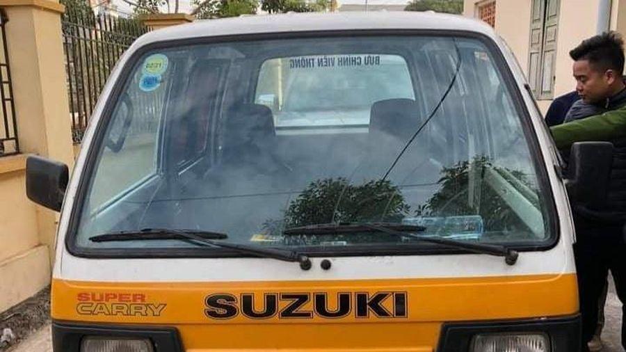 Khởi tố 2 người dùng ôtô đi trộm chó