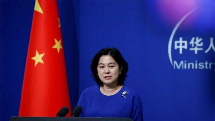 Bắc Kinh phản ứng mạnh việc Washington hạn chế mua máy bay không người lái từ Trung Quốc