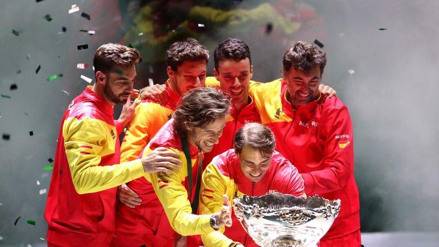 Ngày thi đấu Davis Cup 2021 cùng thể thức mới