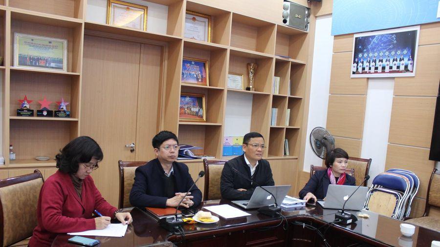 Hội chẩn trực tuyến bệnh nhân Covid-19 bị viêm phổi nặng tại Đà Nẵng