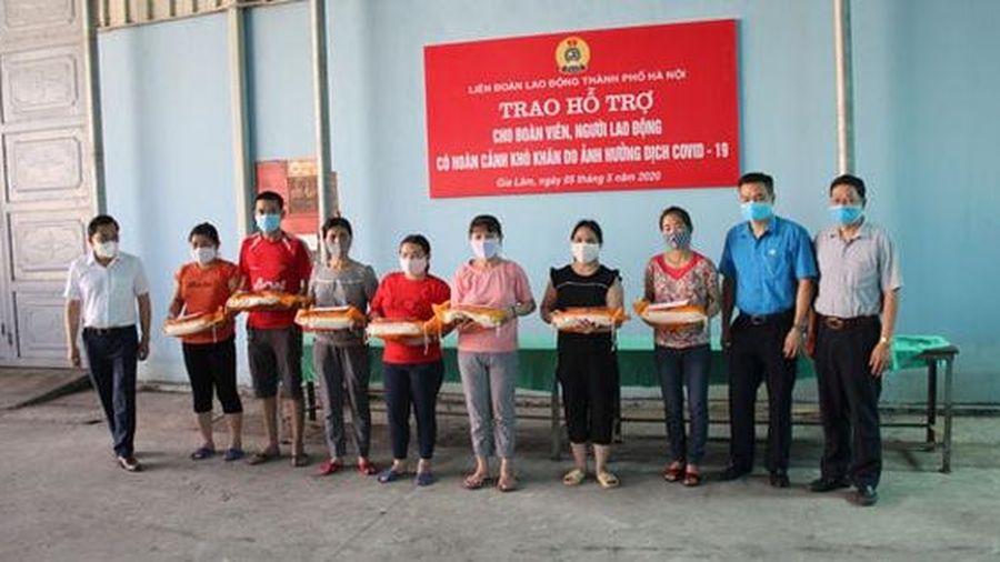 Hà Nội: Trên 1.000 đoàn viên được hưởng ưu đãi từ chương trình phúc lợi