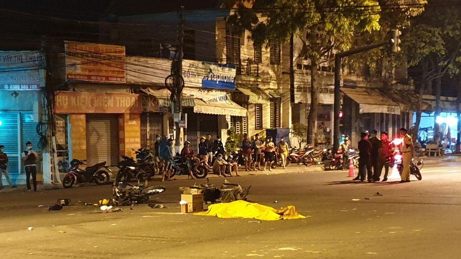 Tai nạn giao thông nghiêm trọng làm 5 người thương vong tại Bình Dương