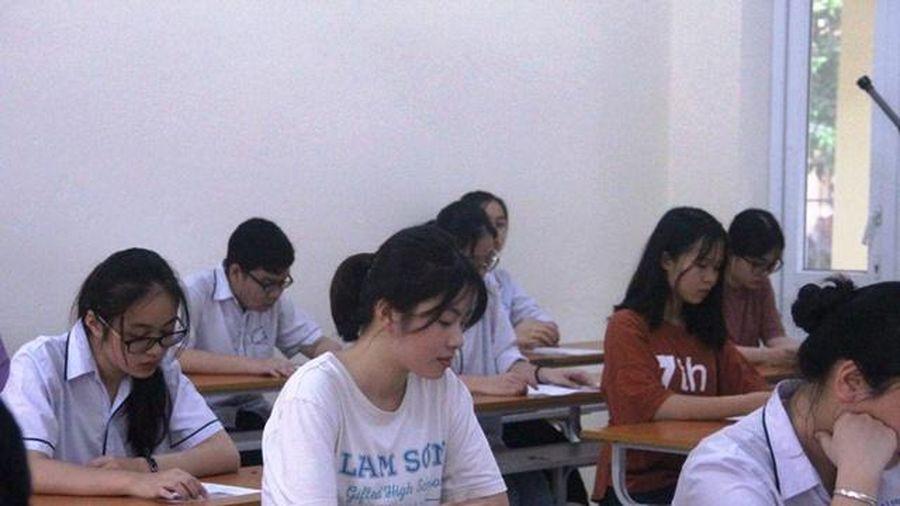 Thanh Hóa: Cả 9 môn thi học sinh giỏi quốc gia đều có giải