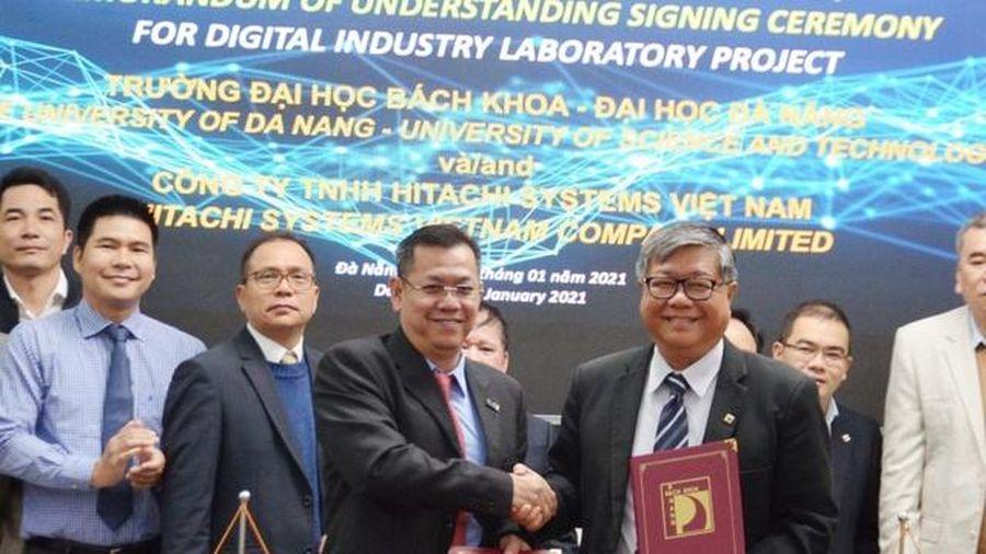 ĐH Đà Nẵng triển khai dự án Phòng thí nghiệm Công nghệ số