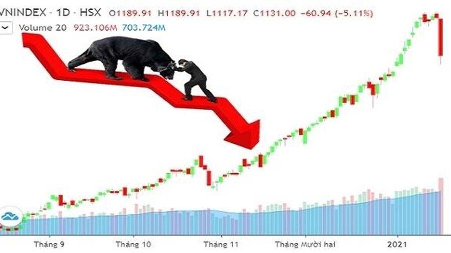 Lời giải cho cú 'giảm sốc' của thị trường chứng khoán