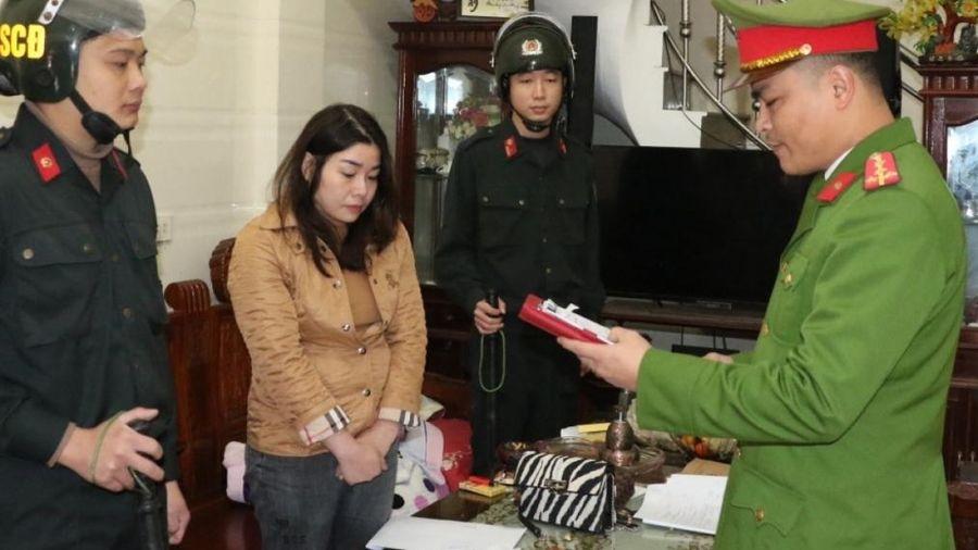 Gần 100 cảnh sát tham gia phá đường dây lô đề 'khủng' ở Hà Tĩnh