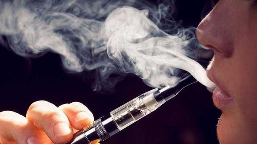Tỷ lệ hút thuốc lá điện tử tại Việt Nam có xu hướng gia tăng
