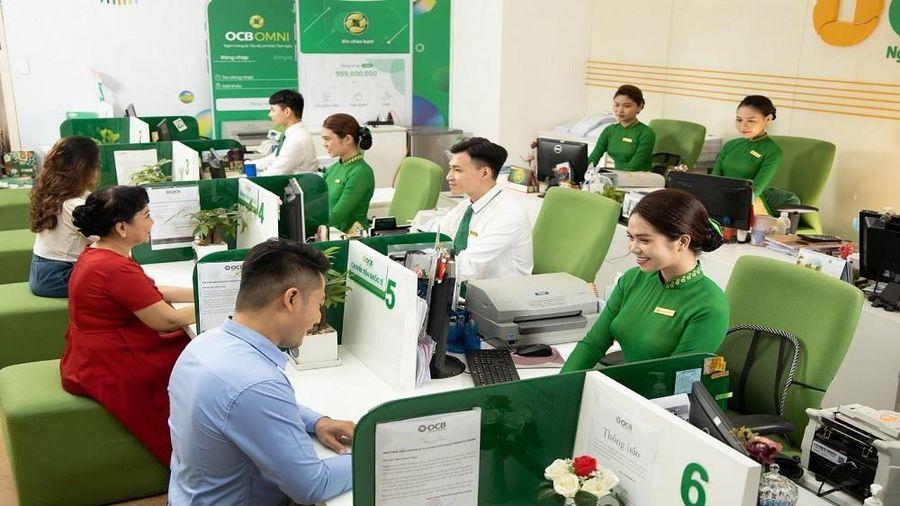 Cổ phiếu OCB của ngân hàng Phương Đông sẽ chính thức giao dịch trên HoSE từ ngày 28/1
