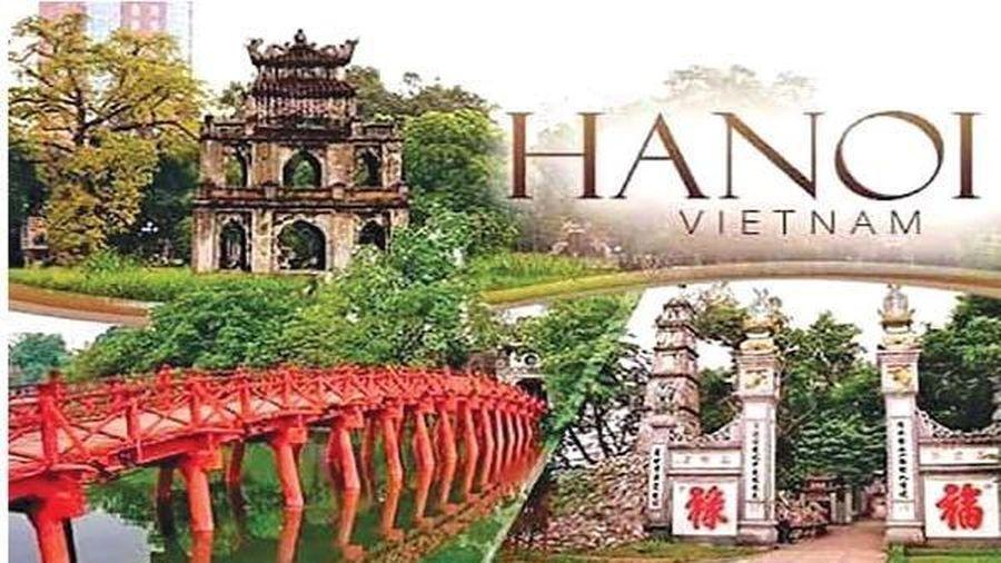 Năm 2021, du lịch Hà Nội phấn đấu thu hút 15,34 triệu lượt khách nội địa