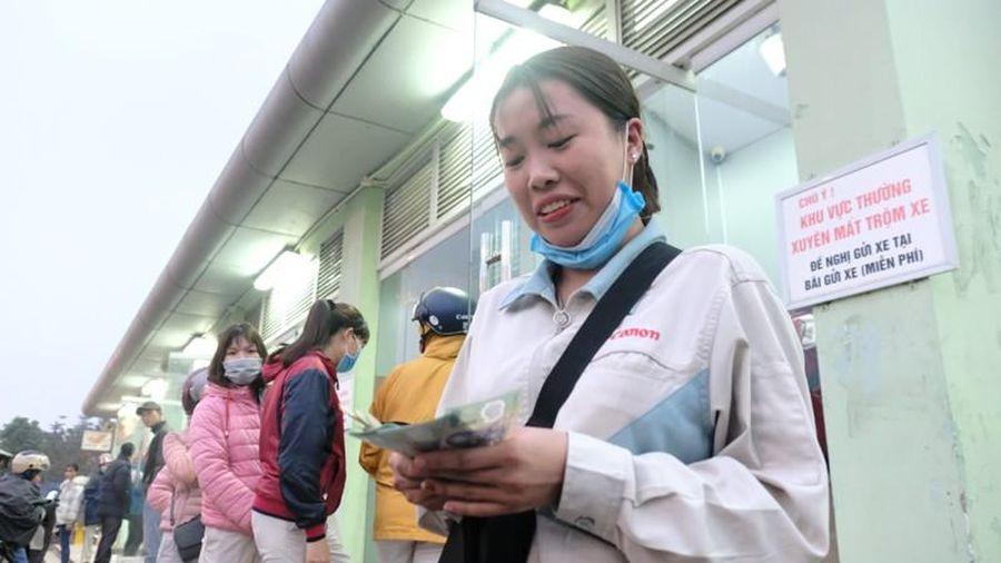 Mỗi lao động được hỗ trợ 2 triệu đồng tiêu Tết