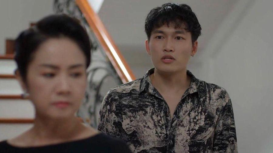 'Hướng dương ngược nắng' tập 17: Minh bị đuổi việc ở Hoàng Đế, Trí ra khỏi nhà họ Cao