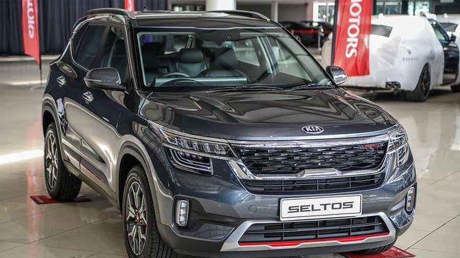 Kia Seltos được ra mắt tại Malaysia, giá từ 26.800 USD