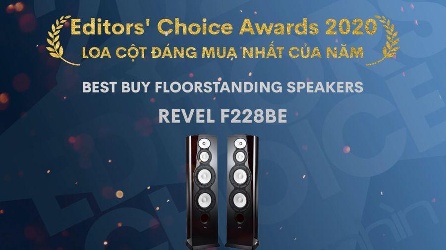 Editors' Choice Awards 2020 - Revel F228Be - LOA CỘT ĐÁNG MUA NHẤT CỦA NĂM