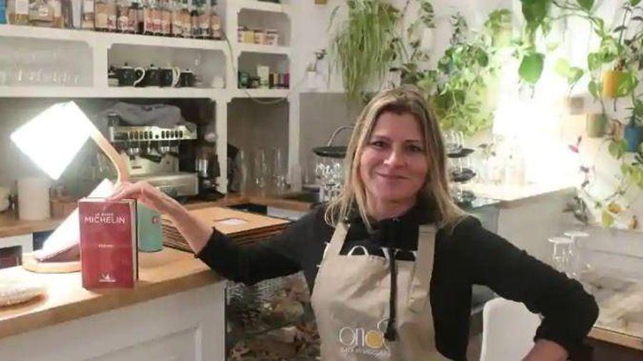 Nhà hàng thuần chay đầu tiên ở Pháp giành được một sao Michelin