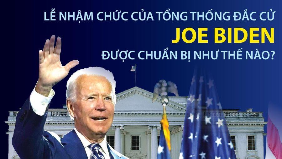 Thông tin lễ nhậm chức của Tổng thống Mỹ đắc cử Biden
