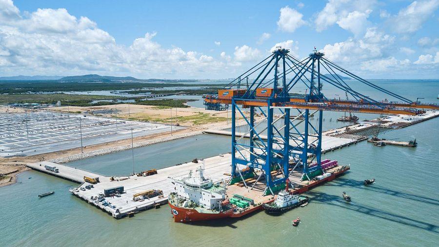 Đưa vào hoạt động Cảng quốc tế Germalink ở Bà Rịa-Vũng Tàu
