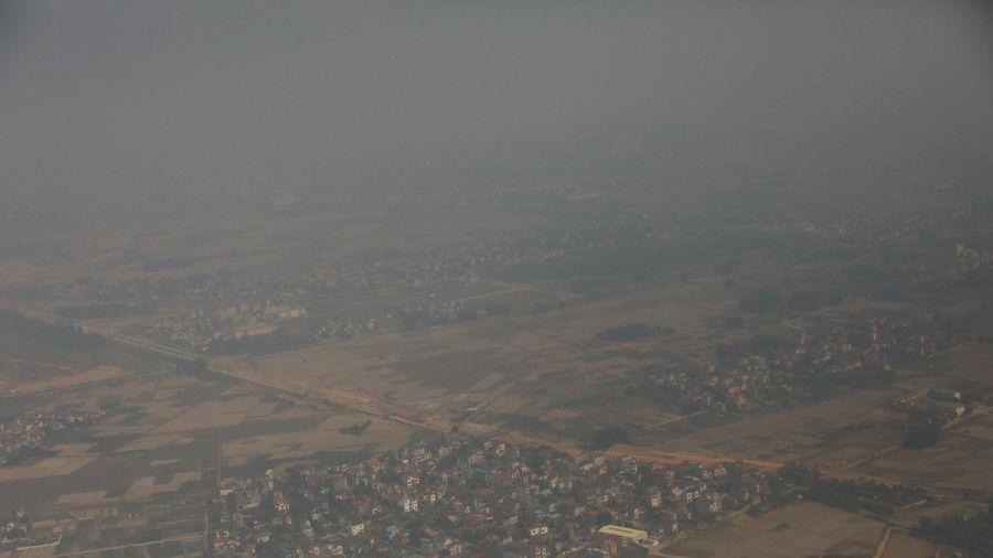 Chất lượng không khí ở Hà Nội tiếp tục ở mức xấu
