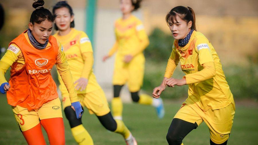 Chốt kế hoạch giao hữu: Tuyển nữ quốc gia đọ cựu cầu thủ U23