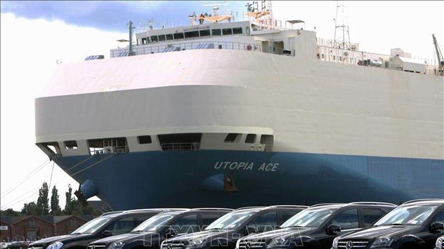 Doanh số ô tô trên thị trường châu Âu năm 2020 giảm kỉ lục