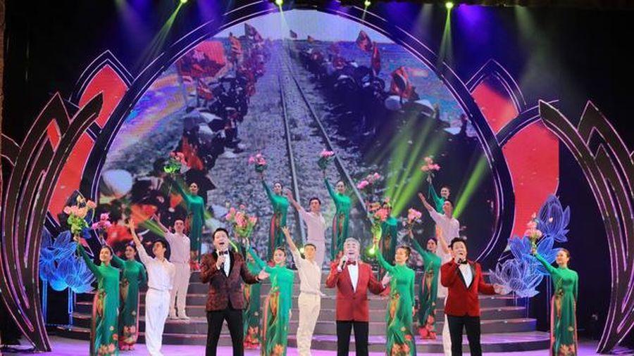 1.000 nghệ sĩ tham gia chương trình nghệ thuật chào mừng Đại hội XIII của Đảng