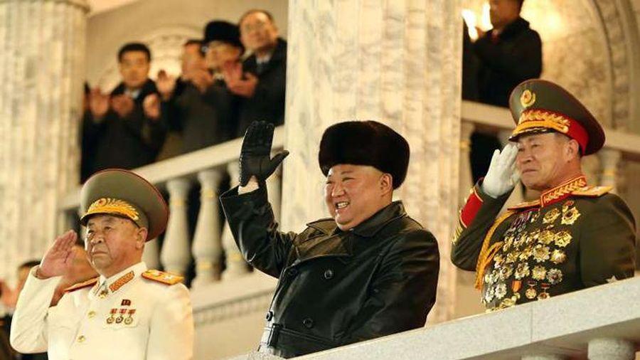 Chuyên gia nghi ngờ Triều Tiên sắp thử tên lửa phóng từ tàu ngầm