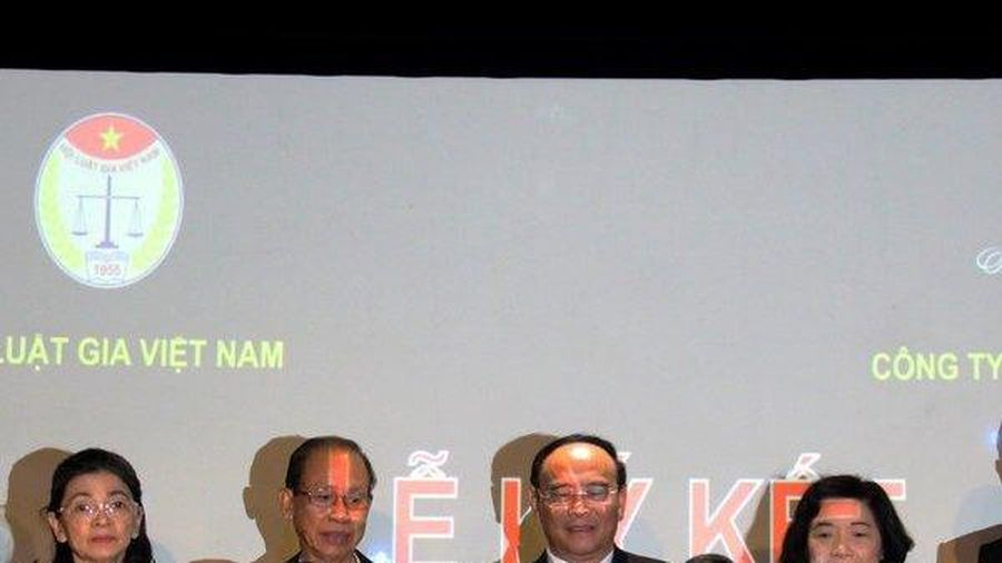 Hội Luật gia Việt Nam và công ty Minh Long I ký kết thỏa thuận hợp tác