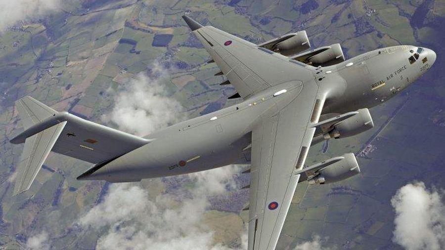 C-17 Globemaster III đạt mốc 4 triệu giờ bay