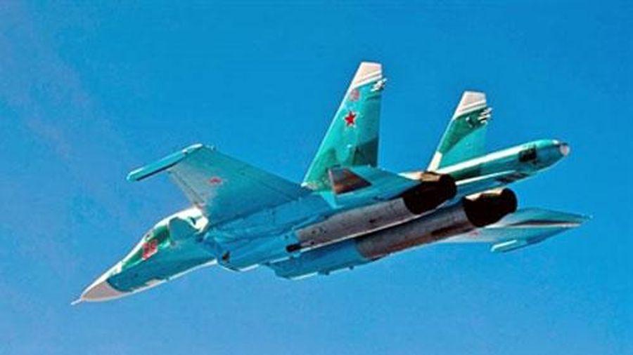 Phó thủ tướng Nga: Su-34 nâng cấp là máy bay thế hệ 5