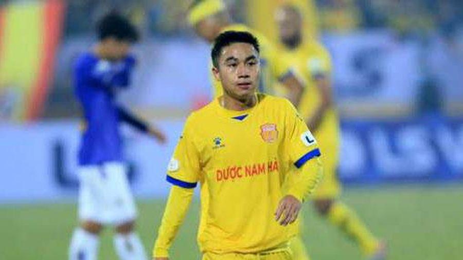 Đội hình tiêu biểu vòng 1 V.League: Tôn vinh Nam Định