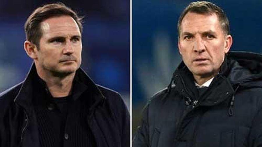 Đấu trí Rodgers vs Lampard và sự tương phản hai xu hướng HLV hiện đại