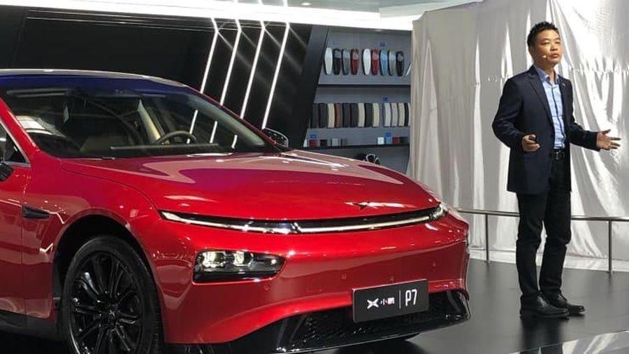 Thách thức Tesla, nhà sản xuất ô tô điện Trung Quốc ra mắt tính năng tự lái trên đường cao tốc