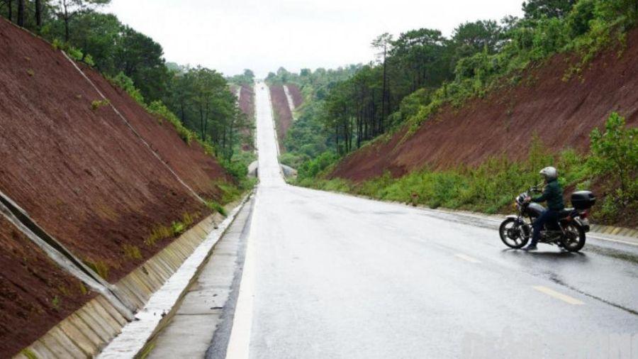 Chính thức đưa đường Hồ Chí Minh tuyến tránh Pleiku vào khai thác