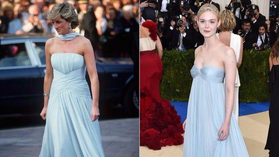 Sao Hollywood nô nức học theo phong cách thời trang của Công nương Diana