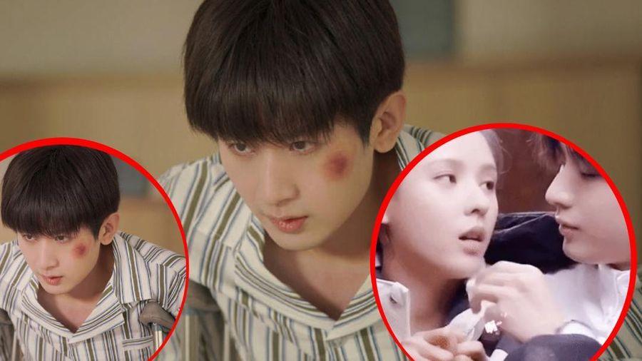 Trương Dư Hi đã làm gì khi Thành Nghị bị đánh bầm dập, lếch xe lăn trong phim Gió Nam Hiểu Lòng Tôi ?