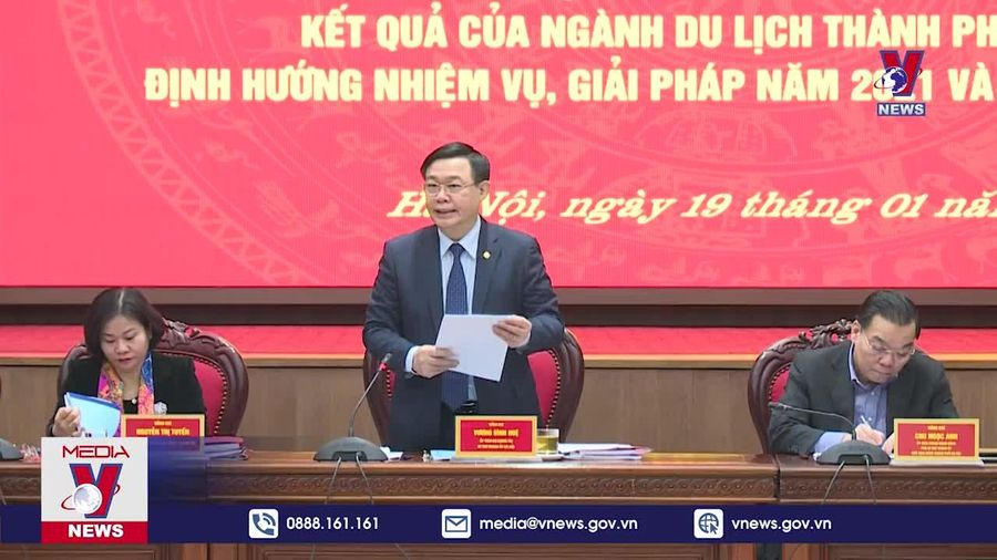 Hà Nội yêu cầu lập kế hoạch phục hồi, phát triển du lịch